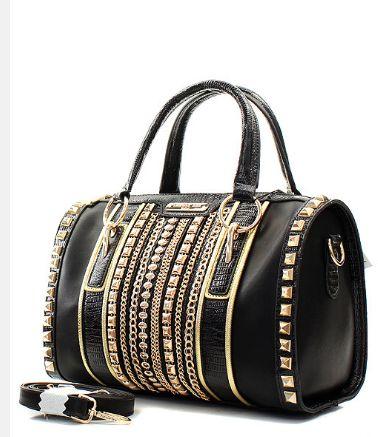 Nicole Lee Handbag   Leather