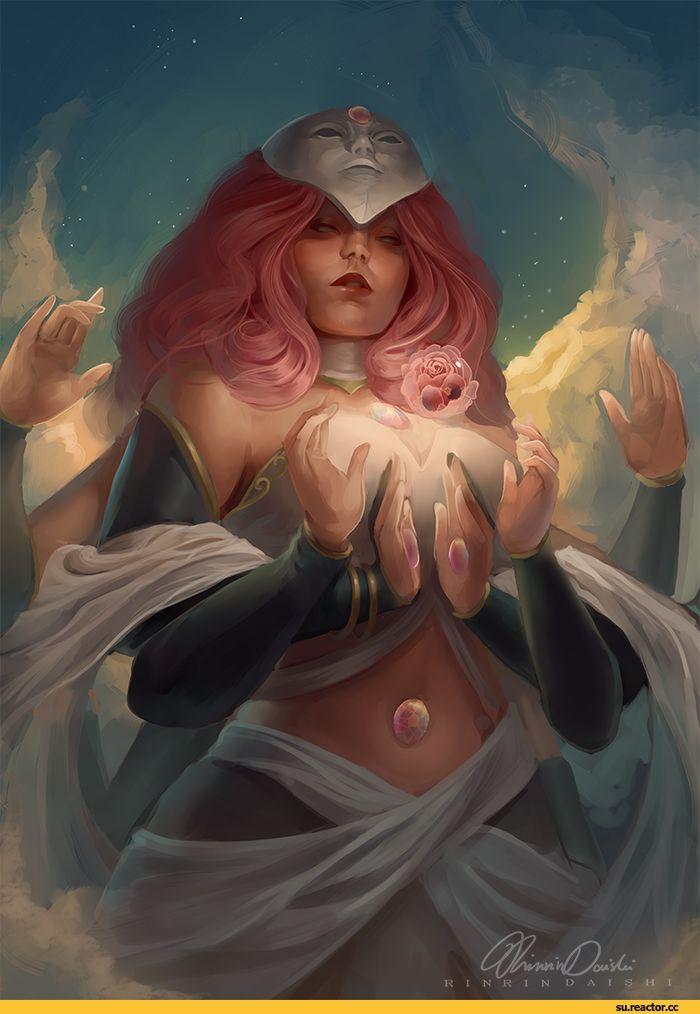 Steven universe,фэндомы,SU art,Temple Fusion,RinRinDaishi