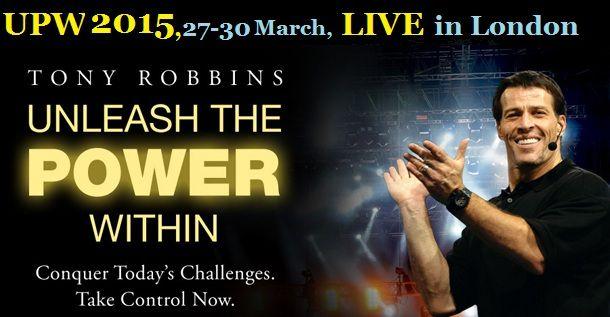La UPW 2014 - Anthony Robbins te provoaca sa iti dezvolti potentialul interior: Elibereaza Puterea din tine! Hai si tu acolo unde IMPOSIBILUL devine POSIBIL, la Londra, in Martie, 2015  Daca ai auzit despre impactul uimitor pe care l-a avut mersul descult pe carbuni incinsi la circa 1000 Celsius asupra vietii oamenilor din lumea intreaga care l-au experimentat, si vrei sa se produca si in viata ta, atunci trebuie sa FII ACOLO!