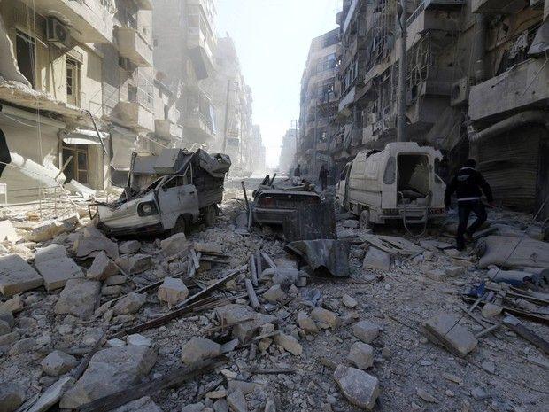 .: A confusa guerra na Síria
