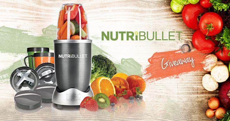NutriBullet (600 Watts) Win a NutriBullet https://guidetoorganics.com.au/giveaways/nutribullet-600-watts/?lucky=964