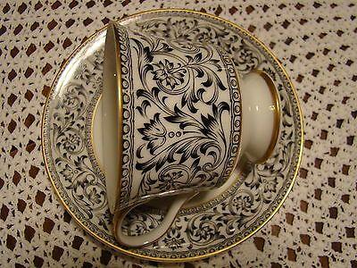 Vintage Sango China Footed Teacup Amp Saucer Pattern