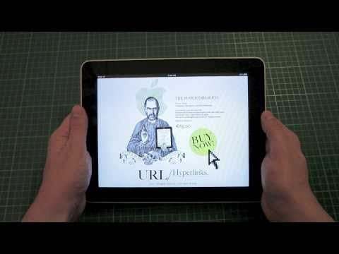 5 stages for Ipad magazine
