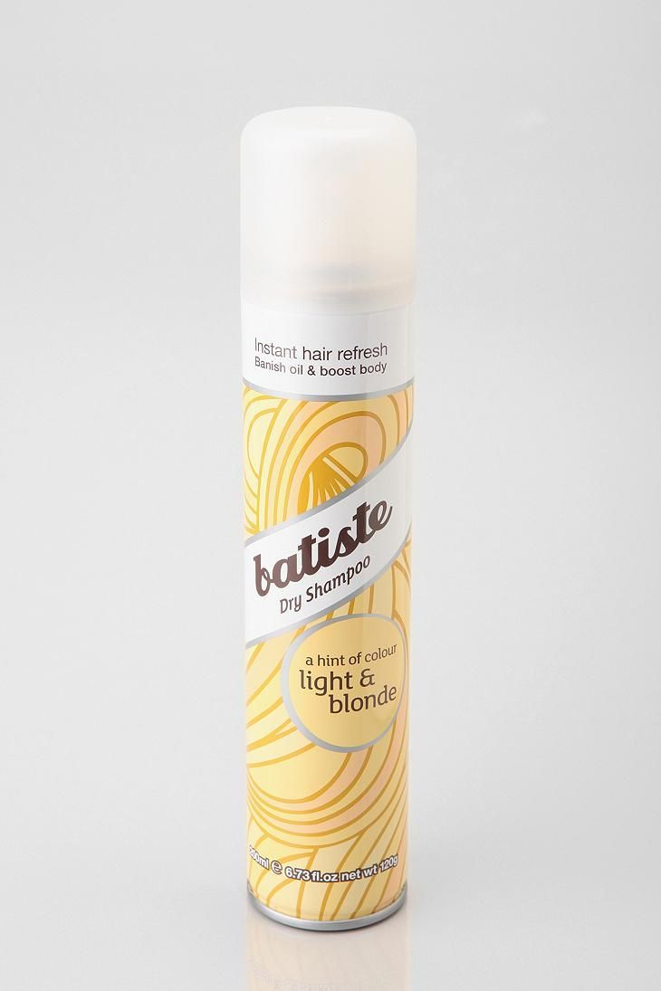Batiste Dry Shampoo for Blondes. Even covers roots between colors! AMAZING. $5.99 at TJMAXX/Marshall's