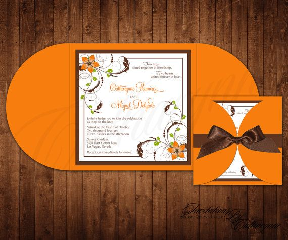 12 Best Wedding Invitations Images On Pinterest