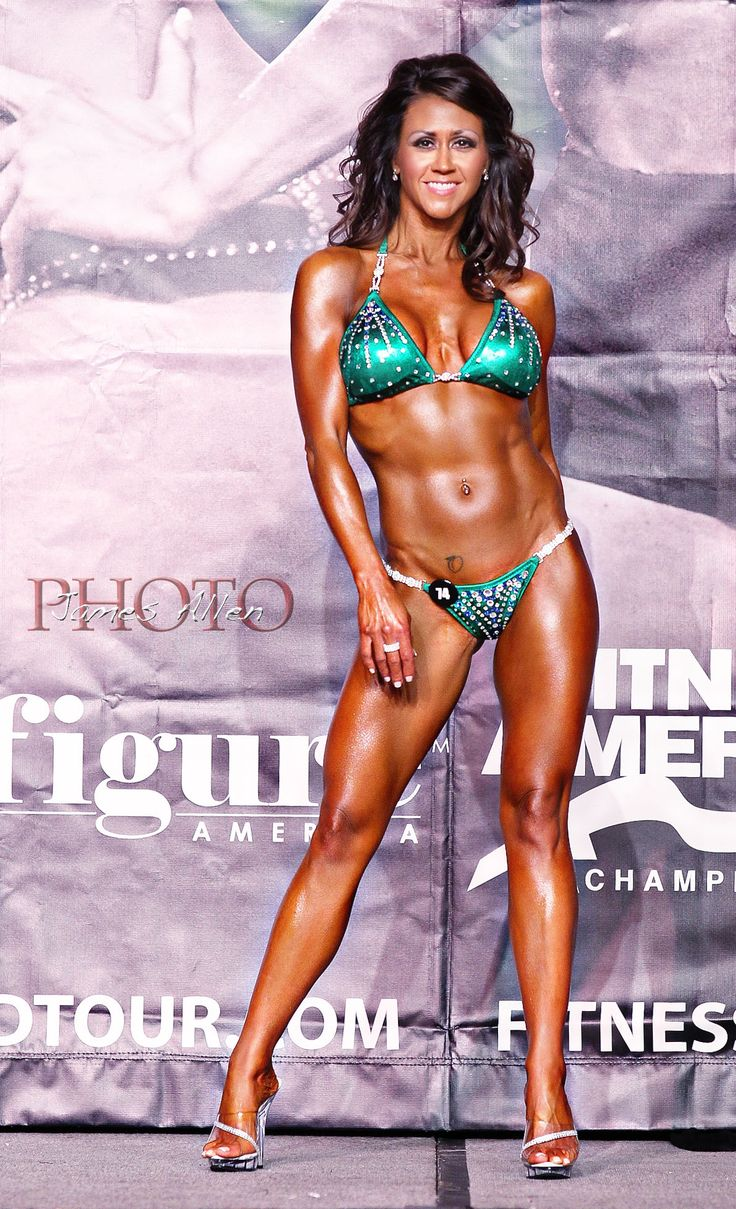 Choosing the right competition bikini for you http www christineandersoncoaching com