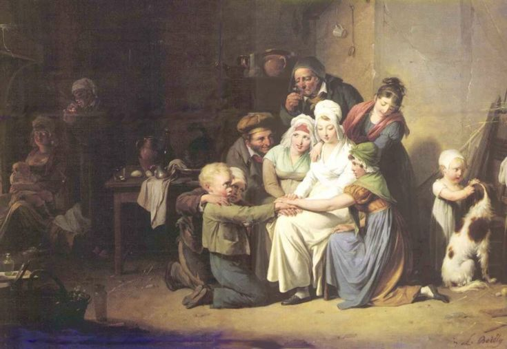 12 best images about 18th century french peasants on - 17th century french cuisine ...