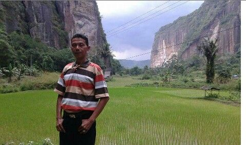 lembah Harau sumatra barat