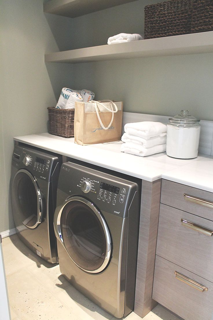 House With A Laundry Room