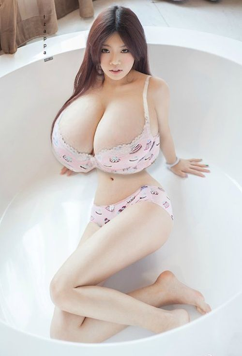 Breast Expansion Morph Hot Big Tits Asian  Breast -6331