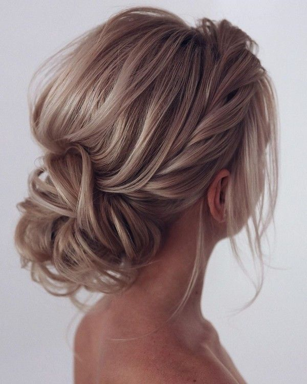 20 Trendy Low Bun Wedding Updos And Hairstyles Hair Styles Hairdo For Long Hair Wedding Hairstyles Tutorial