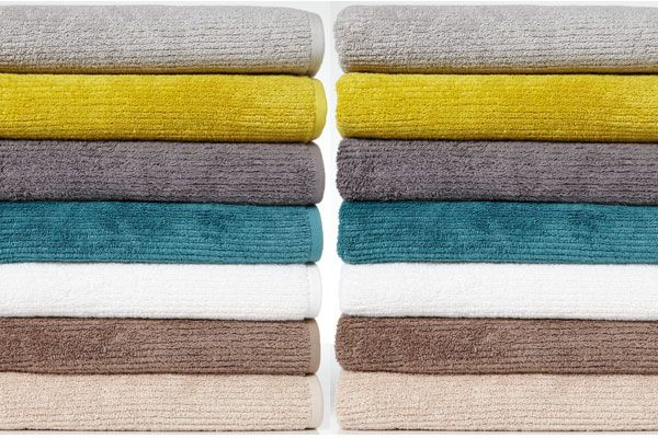 I take my relaxation seriously, the bathroom is my space to wind down and having luxurious towels is a MUST. Not only do these look stunning but they feel amazing too. Don't save the good towels just for your guests, treat yourself too!