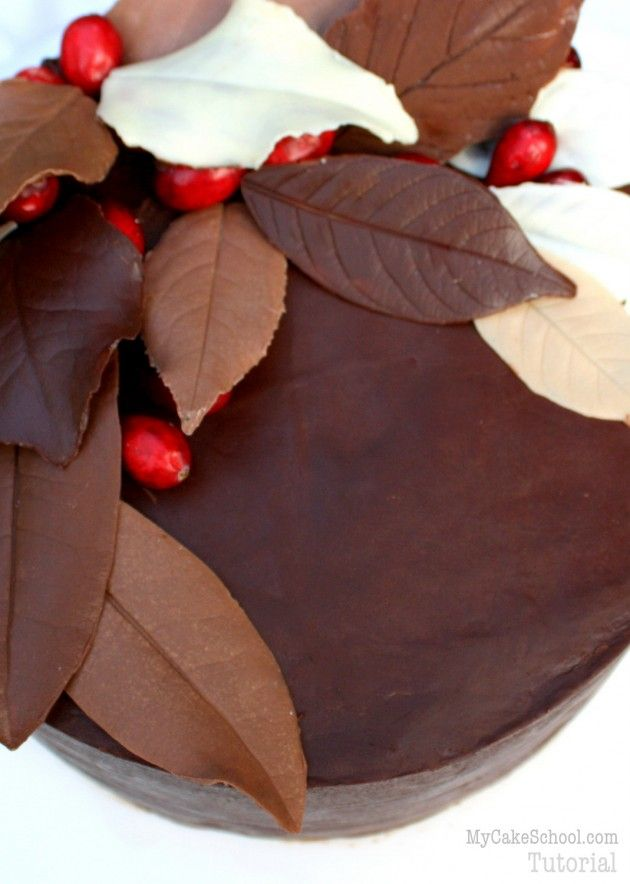 25 best ideas about autumn cake on pinterest tree cakes for Autumn cake decoration