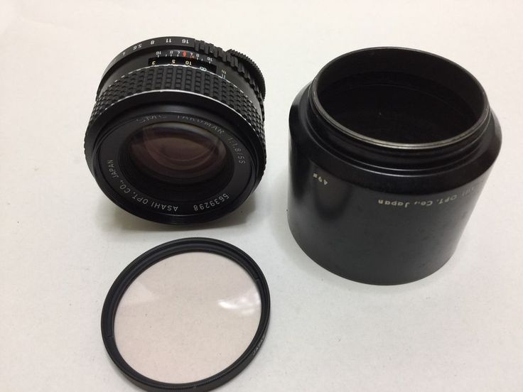 【EXC+++++】PENTAX SMC TAKUMAR 55mm F/1.8 Lens For M42 Mount from Japan #51 #PENTAX