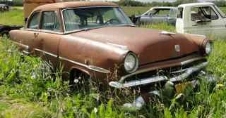 Ford fixer-upper: Ford Fixerupp