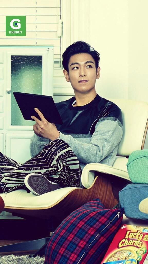 TOP ~ Gmarket / Christmas Wish List / #BigBang