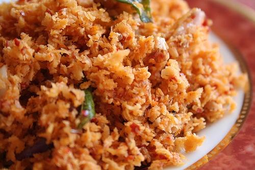Pol Sambol  #srilana #cuisine #food #Lankancuisine