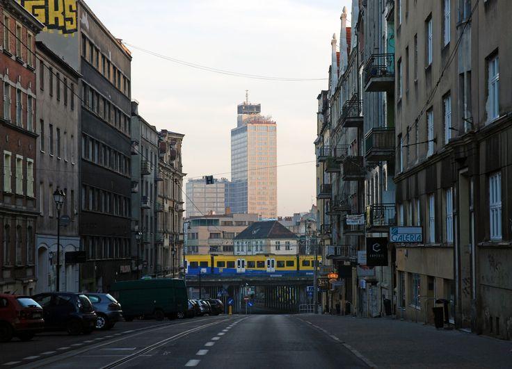 Katowice, ul. Jana Kochanowskiego