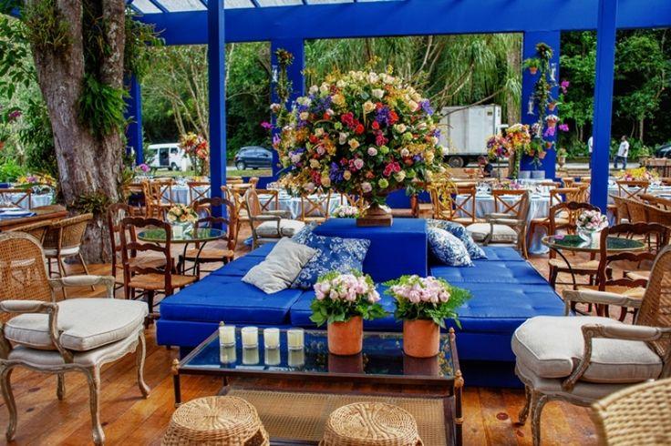 Decoração de casamento ao ar livre sem gastar muito casamento ou dicas de casamento na praia   – Casamento (decoração Lélia)
