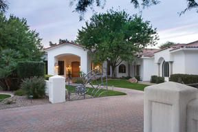 Paradise ValleyParadise Valley Homes For Sale.  $2,695,000, 5 Beds, 5 Baths, 7,000 Sqr Feet  Beautiful Santa Barbara style home with over 7000 square feet in a quiet cul-de-sac in Paradise Valley. The main house consists of 4 ensuite bedrooms, gorgeous office with bathroom, 4 car oversized garage, exercise room and extra large master closet. Generous sized kitchen which overlooks the family  http://mikebruen.sreagent.com/property/22-5437028-6018-N-Saguaro-Road-Paradise-Valley-AZ-85..