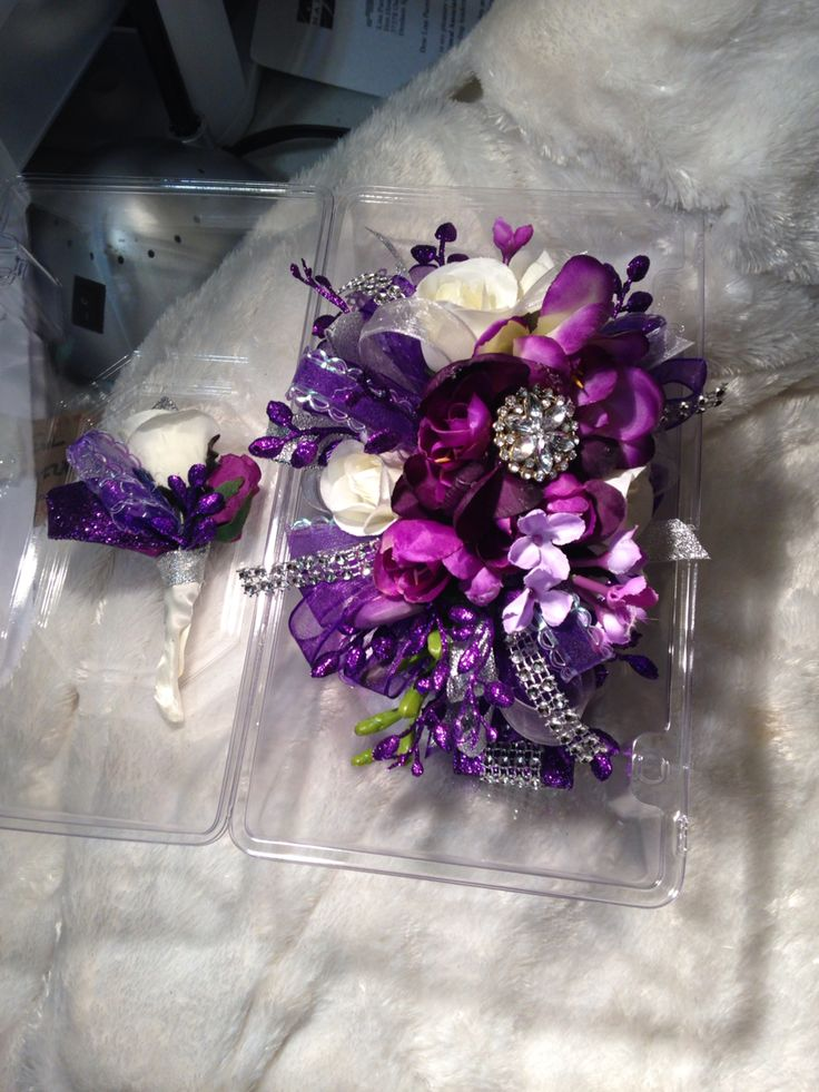 The 25 Best Prom Corsage And Boutonniere Ideas On