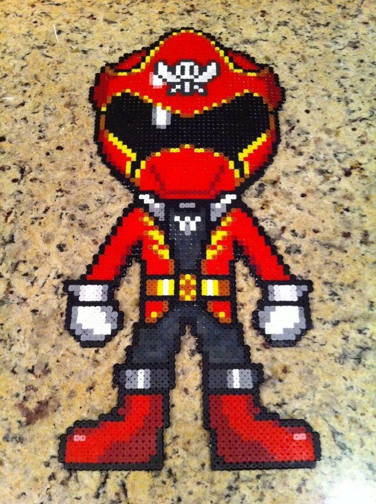Red GoKaiger ranger by powerranger02 on DeviantArt