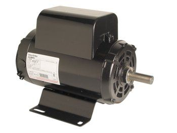 B384 Air Compressor Motor 5 HP