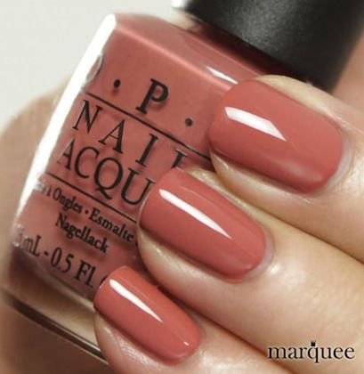 Wish List: OPI, Java Mauve