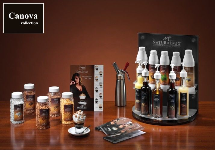Italian Coffee Specialities - Read More - http://www.solino.gr/naturalmix/245/special-coffees.html