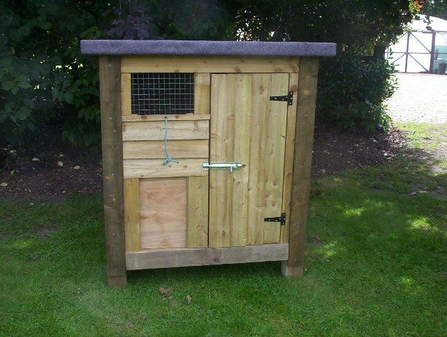 Solid wood chicken coop hen duck house egg coup new for for Chicken and duck coop