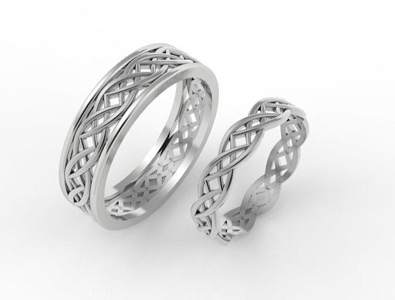 Cheap Mens White Gold Diamond Wedding Rings Both Vintage Wedding Rings Rose Gold Wedding Rings Sets His And Hers Celtic Wedding Ring Sets Celtic Wedding Bands