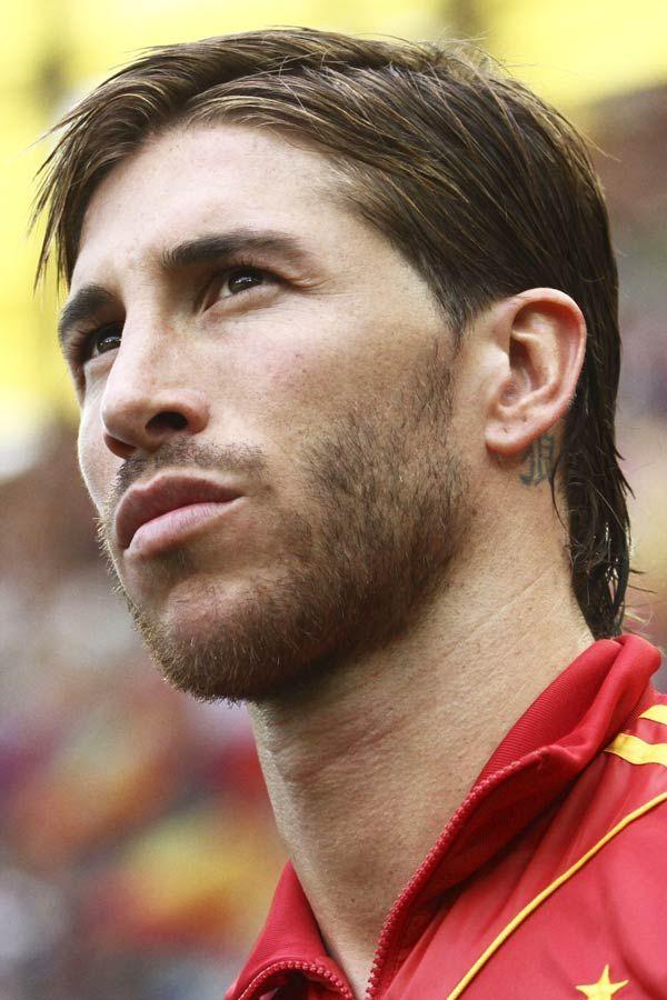 Sergio Ramos New Hairstyle - Sergio Ramos bức ảnh