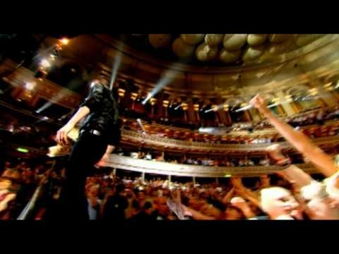 """The Killers: """"When You Were Young""""  (live from London's Royal Albert Hall: Note: Seattle peeps: oh look folk are standing up in their seats dancing & singing along - what a concept?!) London crowds ROCK!"""