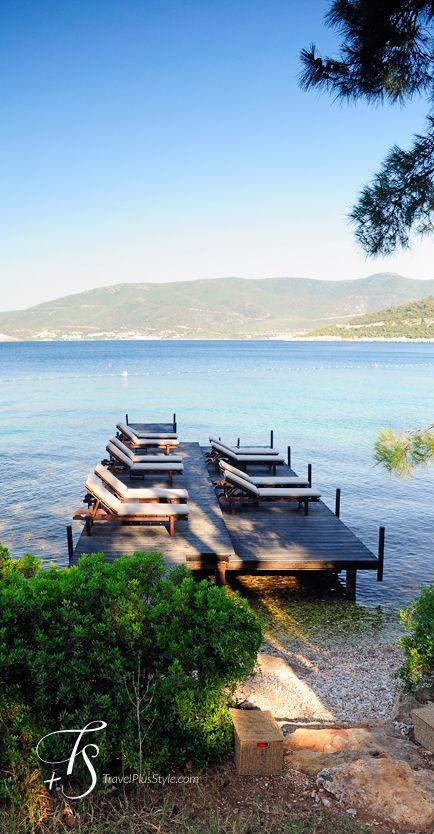 Photos by T+S: Amanruya, Bodrum   Luxury Hotels Travel+Style