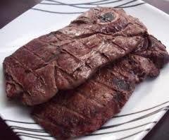 Deer, Elk and Moose Steaks - Traditional Native American Dish Recipe via @SparkPeople