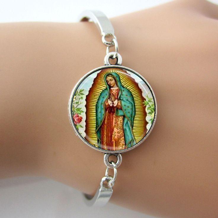Charm Bracelet - Virgen de Guadalupe 3 by VIDA VIDA 1aiVP7r