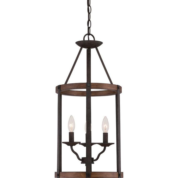 View the Quoizel QF1840 Signature 3 Light Single Tier Chandelier at LightingDirect.com.