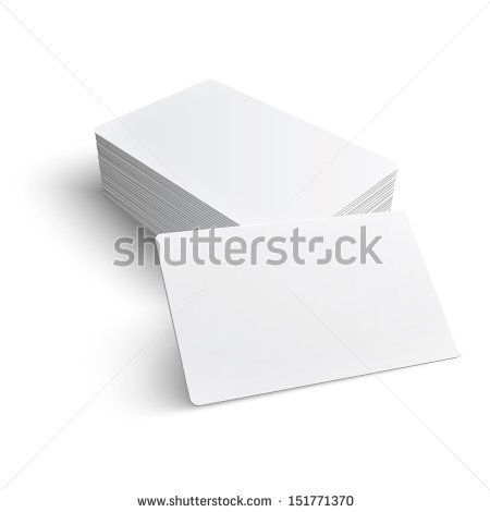 Best 25+ Blank business cards ideas on Pinterest Diy straw - blank greeting card template word
