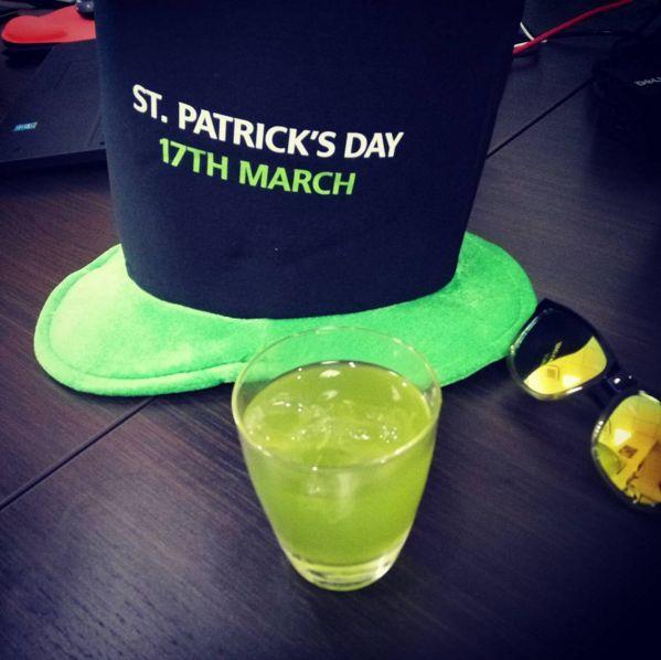 Happy St. Patrick's Day from all the Kajot team from our office!  Veselý Den svatého Patrika přeje celý Kajot tým z naší kanceláře!  #kajot #casino #bonus #win #play #fun #games #onlinecasino #slots