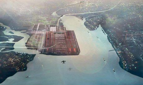 Thames Estuary Plans