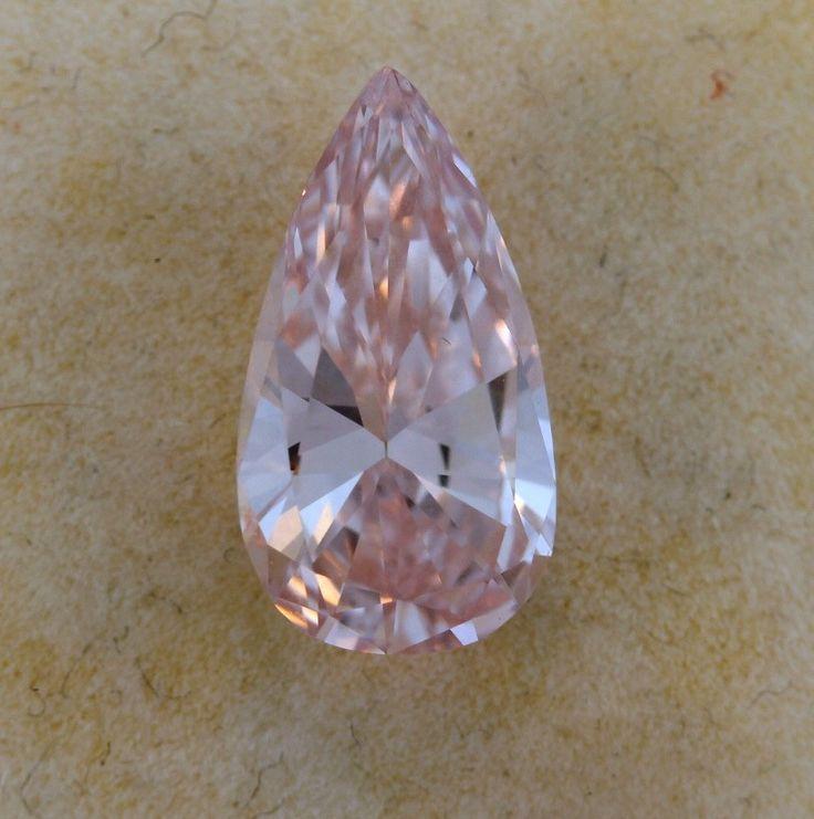 5 carat FANCYS Color Type | A Pink Diamond