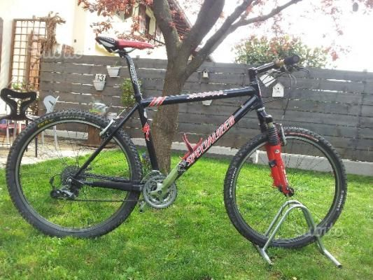 Energian Saasto—These 2001 Specialized Stumpjumper M4 Pro