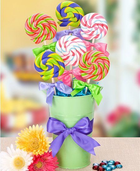 lollipop bouquet | Lollipop-Bouquet | TiamoTisposo Weddings