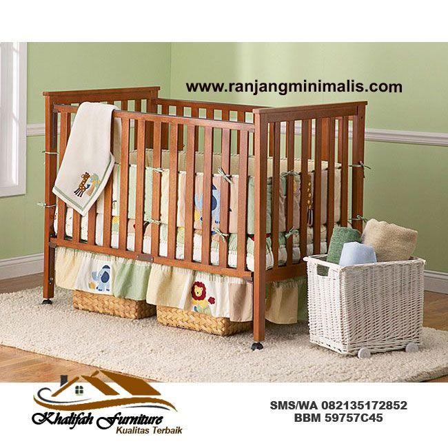 Tempat Tidur Bayi TTB17