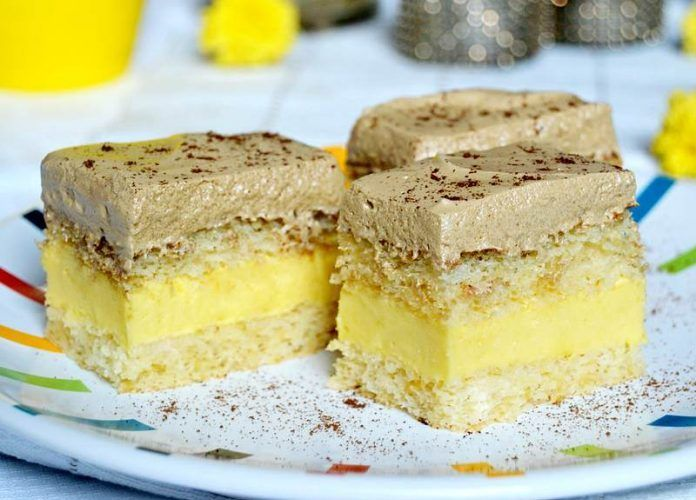 Prajitura caramel – usor de preparat si foarte cremoasa