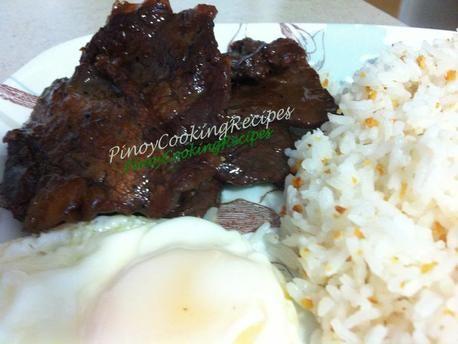 Filipino Beef Tapa Ingredients 1 Lb Beef Sirloin Thinly Sliced Marinade 3 Tbsp Vinegar 2 Tbsp Soy Sauce 1 Tbsp Salt 6 Tbsp White Sugar 1 Tsp Ground Back