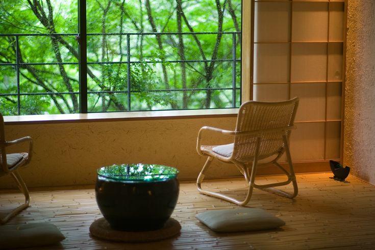 Zen style Executive Suite - Beniya Mukayu -Yamashiro Onsen-