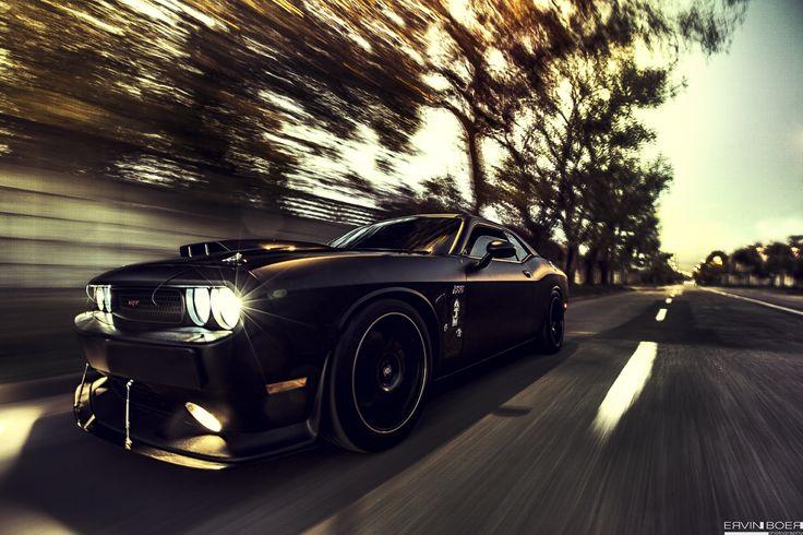 Dodge SRT by Ervin Boer on 500px
