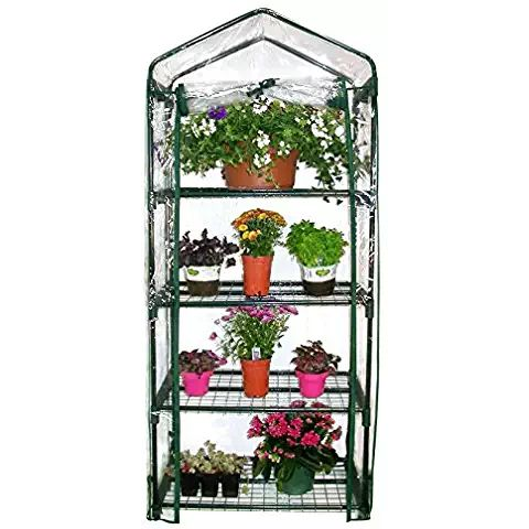Mini Greenhouse #Greenhouses #Gardening #GrowTents