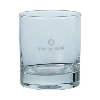 Sterling Old Fashioned Branded Tumbler 300ml Min 144 - Wine & Beer - Tumblers - MM-124300 - Best Value Promotional items including Promotional Merchandise, Printed T shirts, Promotional Mugs, Promotional Clothing and Corporate Gifts from PROMOSXCHAGE - Melbourne, Sydney, Brisbane - Call 1800 PROMOS (776 667)